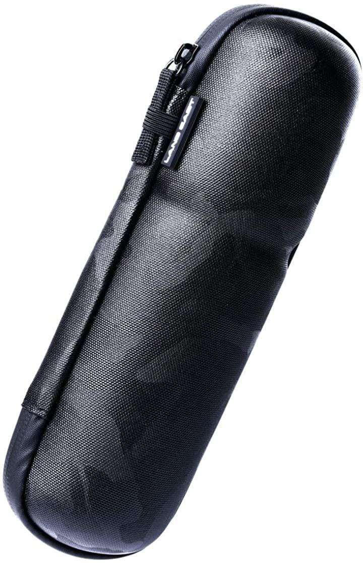 ランドキャスト ツールボトル ロング 防水 止水ジッパー ツールケース ロードバイク マウンテンバイク(black camo)