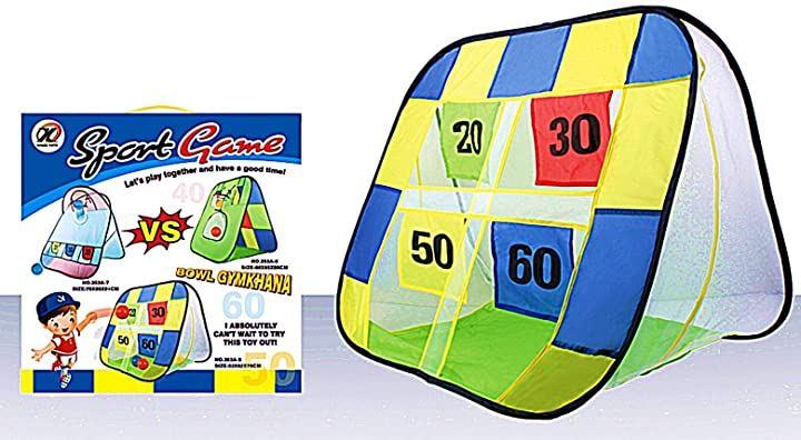 サッカー ストラックアウト ゴール ハンドボール シュート練習 折り畳み おもちゃ 公園 アウトドア ボール付き