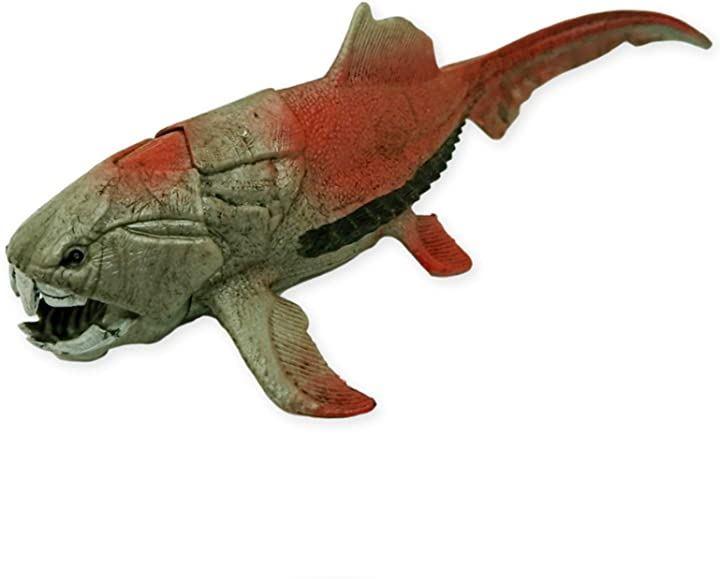 ダンクルオステウス フィギュア リアル 海洋 動物 古代魚 生物