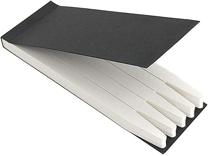 ムエット 試香紙 冊子型 100本セット 携帯 ムエット紙 ステックタイプ 香水 カード サイズ